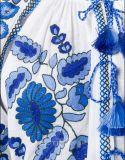 Шифоновый ветер китайца платья