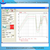 Таблица трасучки вибрации высокой оси Xyz ускорения электродинамическая высокочастотная