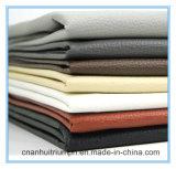 PU Leathe нежности и высокого качества для ботинок и мешков и софы