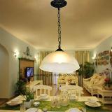 Lâmpada de suspensão simples do pendente de Médio Oriente com a corrente para o quarto
