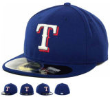 Бейсбольная кепка крышки Snapback хлопка высокого качества выдвиженческая черная