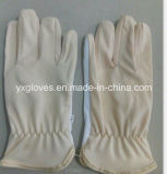Cuir synthétique Glove-Safety Glove-Working Glove-Cheap Gant Glove-Labor