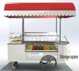 Тележка Popsicle /Ice передвижной тележки мороженного Cream