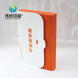 Коробка печатание страхсбора упаковывая сделанная из материала PVC