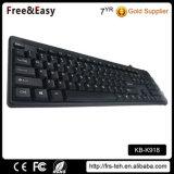 104 Schlüssel nehmen Schreibtisch verwendete billig verdrahtete Tastatur ab