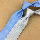 Gravata de seda italiana tecida do Mens do nó 100% de Perfet forma Handmade