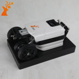 Manera 2017 para la vespa plegable de la rueda de señora Portable Scooter tres
