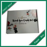 Caja de cartón plegado Personalizadas
