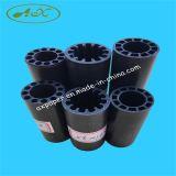 Tubo plástico para el papel termal coloreado Rolls
