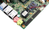 La placa base ATX QM77+procesador Intel Core i7/I5 de la placa base industrial 2 LAN