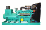 자동적인 이동 스위치 전기 750kVA 600kw 디젤 엔진 침묵하는 Genset