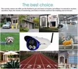 Maak Openlucht/BinnenIP van de Kogel van Netwerk 2.0 Megapixels Camera waterdicht