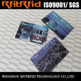 13.56MHz Untergrundbahn-Karte des Widerstand-RFID für Zahlung