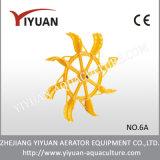 Nuovo aeratore della rotella di pala di alta efficienza 0.75kw di disegno di Yhg-1002L