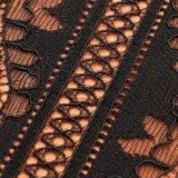 2017 Dernier tissu de dentelle en cordage africain pour mariage nigérian