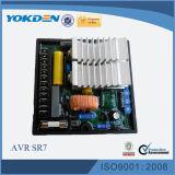 Generador sin cepillo AVR de la CA de la potencia Sr7
