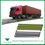LKW-Anschlag wiegen Schuppe mit dem Wiegen von Kapazität bis zu 120 Tonne