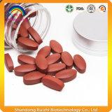 Cápsula roja de la Chlorella de Softgel de la astaxantina