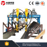 Máquina de soldadura direta do pórtico de Dzt da manufatura de Jiangsu Wuxi