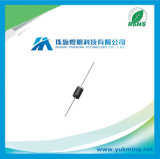 Diodo rectificador de componentes electrónicos para la Asamblea PCB