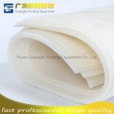 Feuille de silicone à haute température résistant à la fabrication de sacs