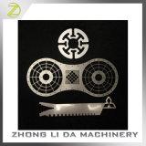 China Alumínio personalizado serviço de escultura de corte a laser