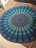 Циновки хода йоги одеяла пикника полотенец пляжа лета гобелена Mandala индийские
