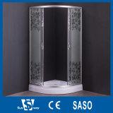Cabine en verre grise foncée de douche fabriquée en Chine