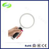 LED-Vergrößerungsglas-Lupe-bewegliche Handschmucksachen, die Minivergrößerungsgläser kennzeichnen