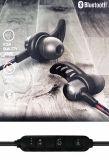 新しい耳のスポーツのマイクロフォンが付いている無線Bluetooth Earbudsのヘッドセット