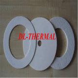 El papel inferior de fibra de cerámica de la conductividad termal para el aislante de la salvaguardia de los hornos