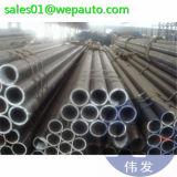 St52 Bk+S H8 forjó el tubo afilado con piedra acero