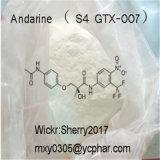 Très sain de 99 % Sarms Andarine S4 de la poudre de bodybuilding Gtx-007 401900-40-1