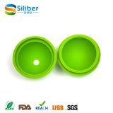 Ronda de silicona de hielo esfera de la bola Moldes fabricante autorizado por la FDA