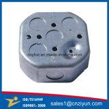 Boite de commutation électrique en acier galvanisé