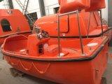바다 장비 Solas 승인 6-15 사람 FRP는 배 철주를 가진 구조 단식한다