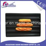 Поднос канала подноса 5 выпечки Bakeware Perforated для багета
