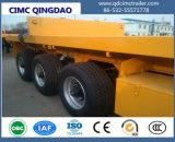 Di Cimc 12.5m 3axles 40FT della base Cimc telaio del rimorchio del camion semi