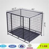 Гальванизированная клетка хранения 4.8-10mm сваренная проводом складывая стальная