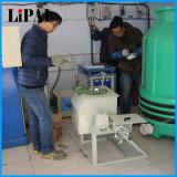 Fornalha de derretimento de aço de derretimento da máquina da indução da freqüência média