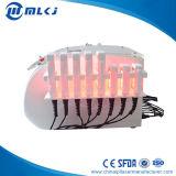 Удаление сокращение веса вакуума тучное с кавитацией RF 650nm