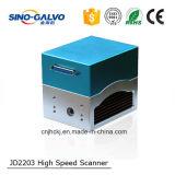 Jd2203 Escáner de alta velocidad Galvo para marcar tarjetas de invitación