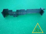 Подгонянные пробивая части Steel/SUS201/303/304 с черным покрытием