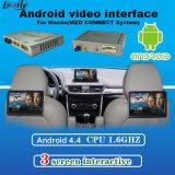 Sistema de navegación androide del coche DVD GPS para Mazda 3/5/6
