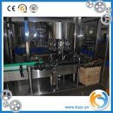 Máquina de embotellado carbónica completa automática de la bebida