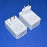 USB Port dell'adattatore 2 del caricatore del USB di 5V 3A