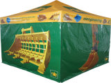 Le logo personnalisé 4X4 sautent vers le haut la tente extérieure d'écran de tente