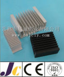 Perfil de alumínio do dissipador de calor, perfil de alumínio extrudido (JC-P-80063)