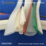 Tira densa durável da selagem do silicone do tipo de Qinuo