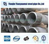 Tubo dell'acciaio inossidabile del commestibile per trasporto dell'olio e del liquido